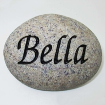 Bella Pet Memorial Stone