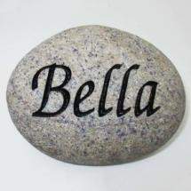 Bella Pet Memorial Stone