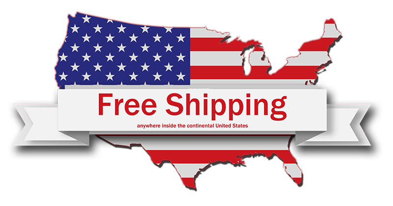Free Shipping in the United States
