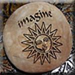 Sun Design Memorial Stone