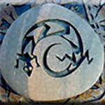 Reptile Design Pet Memorial