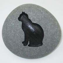 Cat Standard Pet Memorial Stone