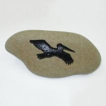 Pelican Standard Pet Memorial Stone